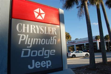 Palm Coast Chrysler by Palm Coast S Chrysler Dealership Burglarized Jacksonville