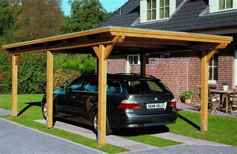 Der Carport  Die Günstige Alternative Zur Garage