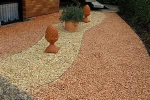 Kiesflächen Im Garten : vom kiesbett zum kiesbeet garten wissen ~ Markanthonyermac.com Haus und Dekorationen