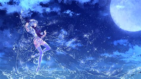 Moon Anime Wallpaper - moon anime wallpaper wallpapersafari