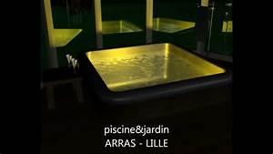 Piscine Et Jardin Arras : syst me d 39 clairage de spa animation piscine et jardin arras lille spas sauna hammam ~ Melissatoandfro.com Idées de Décoration