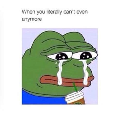 Sad Frog Meme Sad Frog Meme Www Imgkid The Image Kid Has It