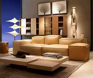 Beautiful modern sofa furniture designs an interior design for Designer modern furniture