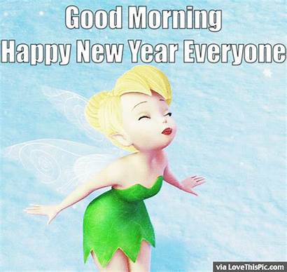 Morning Happy Tinkerbell Quote Quotes Disney Bell