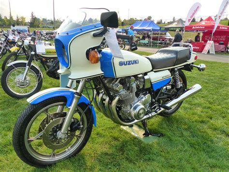 Suzuki Tacoma by Oldmotodude 1980 Suzuki Gs1000s On Display At Quot The Meet