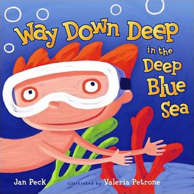 18 books about sea animals no time for flash cards 519 | Way Down Deep e1369382125968