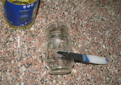 enlever la colle d une 233 tiquette sur un pot en verre guide astuces