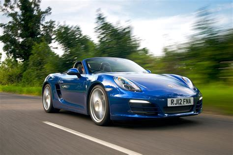 Porsche Car : Porsche Boxster 2.7 Manual (2015) Review By Car Magazine