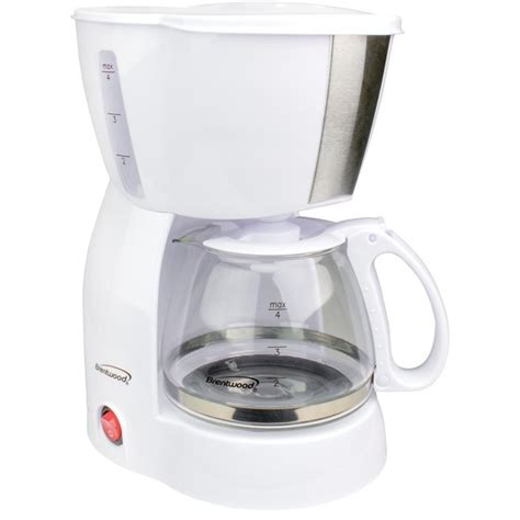 Choose from contactless same day delivery, drive up and more. 4-cup Coffee Maker (white) - Walmart.com - Walmart.com