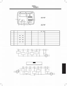White Rodgers 1f79-111 White-rodgers 70 Series Heat Pump Thermostat Wiring Diagram