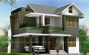 1738, Square, Feet, 4, Bedroom, Double, Floor, Sloping, Roof, Home