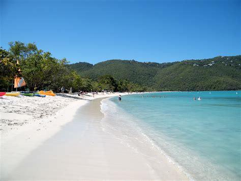 Magens Bay Stthomas Usvi Lets Play Virgin Islands