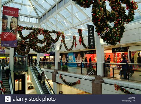 shrewsbury shropshire england uk retail therapy christmas