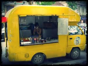 Yellow Food Truck