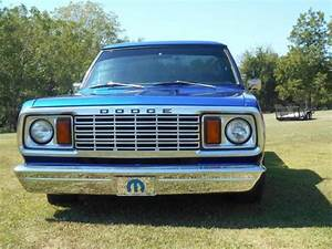 1976 Dodge D 100 Step Side Show Or Pleasure Truck The Old Ram For Sale  Photos  Technical