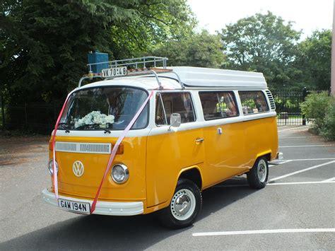 volkswagen minibus 1974 vw cer van torbay wedding car club