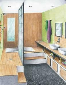 magazine salle de bain exceptional magazine salle de bain With idee de plan de maison 5 une maison de famille en picardie e magdeco magazine