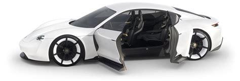si e automobile porsche conferma mission e la sua prima auto elettrica