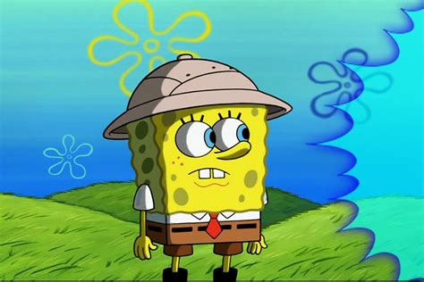SpongeBuddy Mania - SpongeBob Episode - Jellyfishing