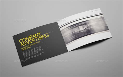 Ad Agency Brochure Design by Creative Agency A5 Portfolio Brochure Vol2 By