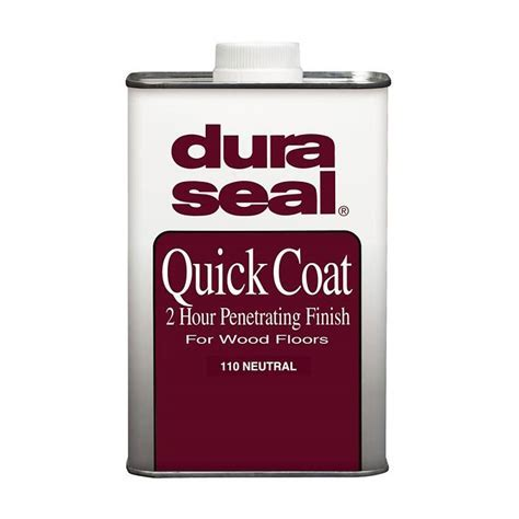 DuraSeal® Quick Coat   SunShine Floor Supplies