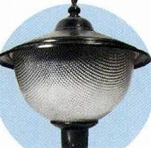 Waco Hat Type Post Top   Street Lamp Fitting     Macspares