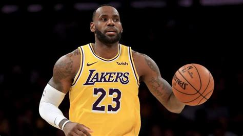 Lakers Star LeBron James Puts NBA on Notice With Fiery ...