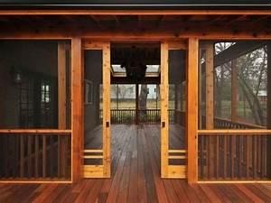 Wood screen Doors Exterior Wood Screen Doors - YouTube