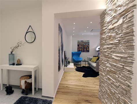 Flur Gestalten Stein by Steinwand Bilder Ideen Couchstyle
