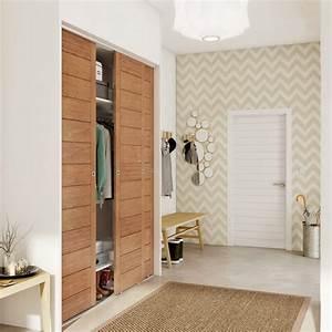 porte placard coulissante pour chambre chambre idees With porte coulissante pour placard