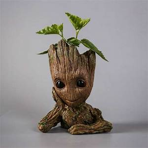 Cute Baby Groot Flower Pot - Things I Desire