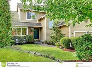 Porche Entrée Maison : le porche et la restriction am ricains d 39 entr e de maison ~ Premium-room.com Idées de Décoration
