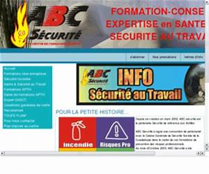 Abc Le Concept Sécurité : abc abc s curit le centre de formation ~ Premium-room.com Idées de Décoration
