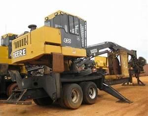 John Deere 335  435 Log Loader Service Technical Manual