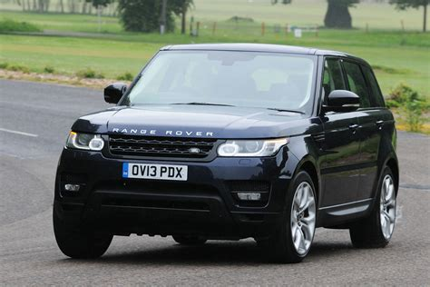 Range Rover Sport 2013 Review