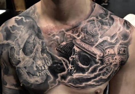 skull  cap tattoo design