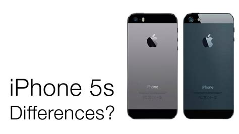 what is the difference between iphone 5s and 5c iphone 5s versus iphone 5 external design differences