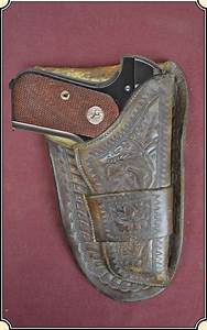 Z Sold Holster Mexican Loop Holster For A Colt 1903 8