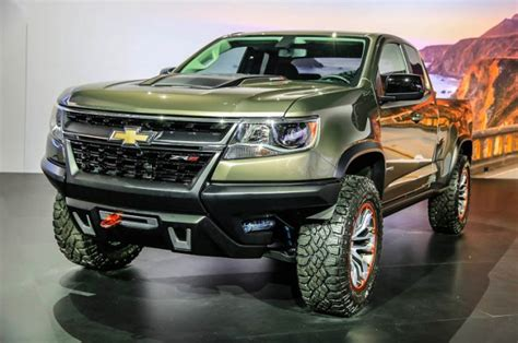 2018 Chevy Colorado Zr2 Off Road Truck  2018  2019 New