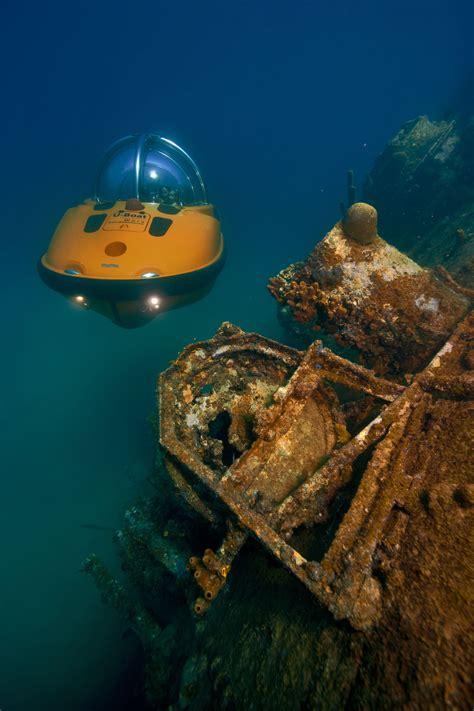 newest superyacht deep sea submarine debuts  monaco