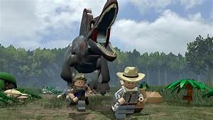 Revivez Les Jurassic Park Grce LEGO Jurassic World Sur