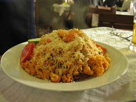 recipe  shrimp paella peruvian style