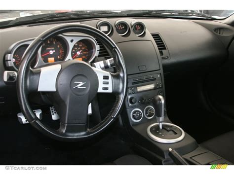 2004 Nissan 350z Coupe 5 Speed Automatic Transmission