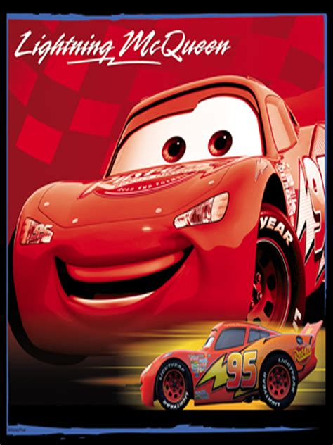 Lightning Mcqueen Wallpaper Wallpapersafari