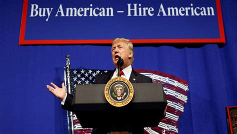 president donald  trump protectionism  america great