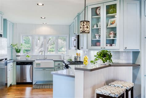 kitchens with blue cabinets design trend blue kitchen cabinets 30 ideas to get you 6606
