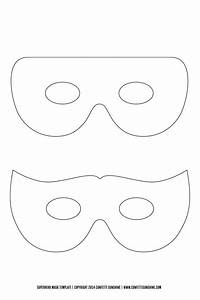 super hero mask free template things to make With superhero mask template for kids