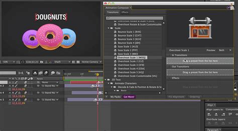 Animation Composer Plugin For After Effects Makes It Easy