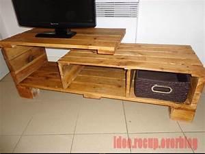 Plan Meuble Palette : meuble en palette plan nestis ~ Dallasstarsshop.com Idées de Décoration