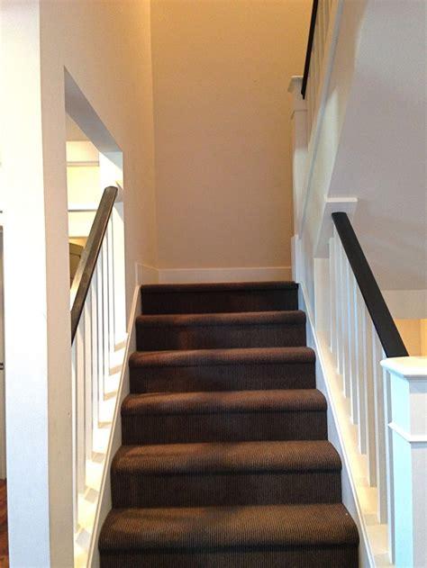 elegant carpet runner  stairs home depot  nice